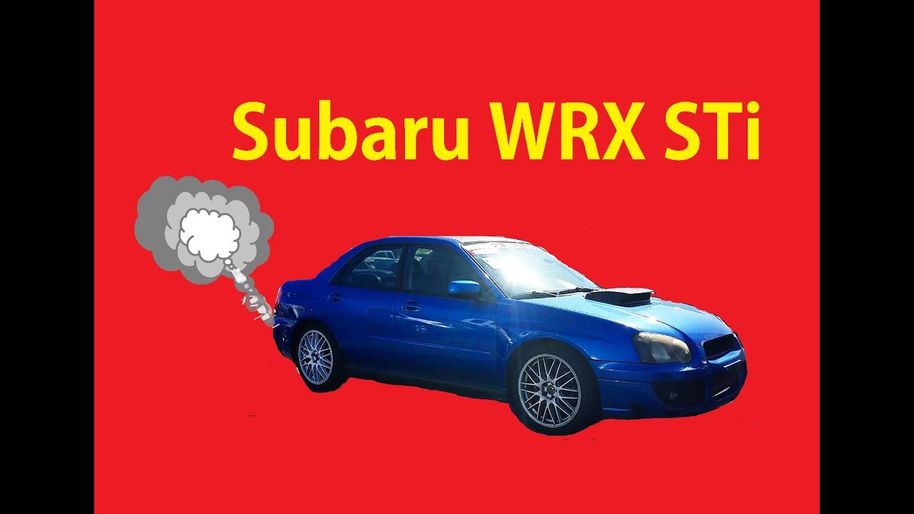 Subaru WRX Sti Supercharged Tuner MOMO Impreza GT Video Review