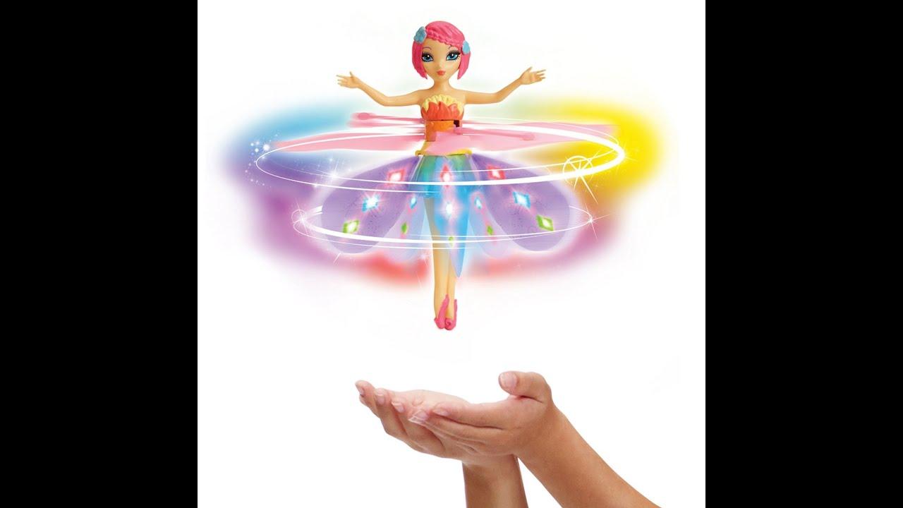 Cobi - Flutterbye - Latająca Wróżka Flying Fairy - PL - YouTube