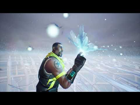 Fortnite | Spitfire In The Cube Event Lol