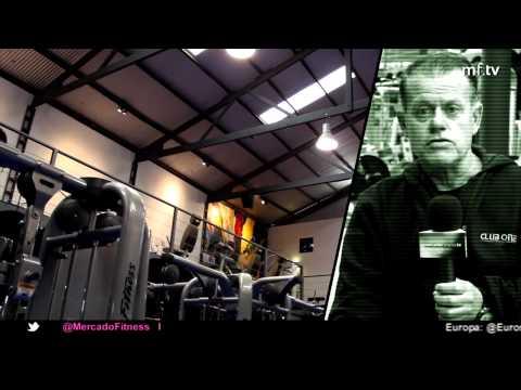 Visita al gimnasio Club One Fitness -- Montevideo, Uruguay -- MercadoFitnessTV