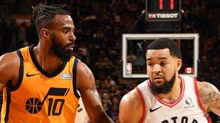 Toronto Raptors vs Utah Jazz Full Game Highlights   December 1, 2019-20 NBA Season