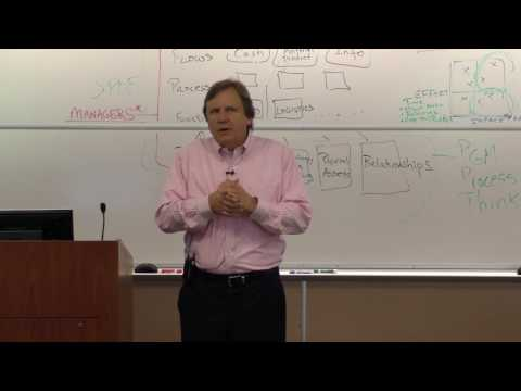Gary S. Lynch, Uncertainty Advantage Lecture - Robert H. Smith School of Business