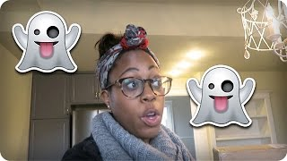 NEW HOUSE IS HAUNTED?! 👀 👻