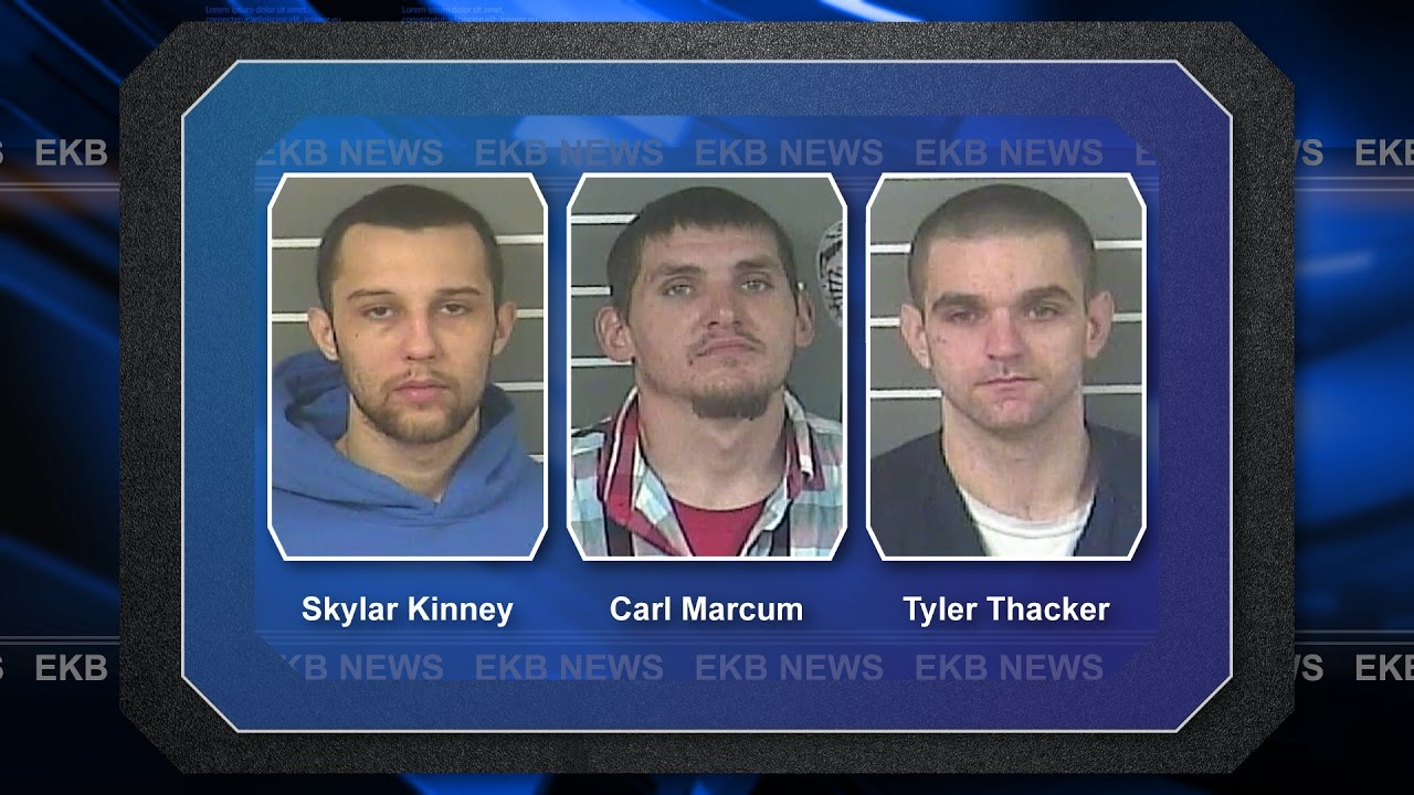 Three charged in jailhouse attack in Pike County