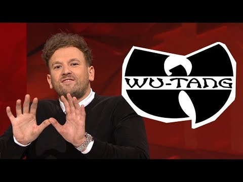 Dylan Alcott sneaks Wu-Tang lyrics on live TV