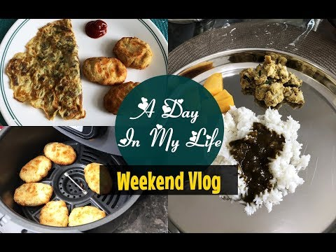 Saturday vlog/ Weekend vlog/A day in my life/ Breakfast to dinner