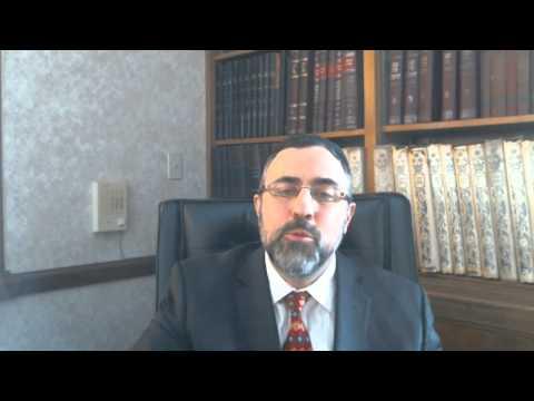 Video Vort - Tezaveh 5774 - Rabbi Etan Tokayer