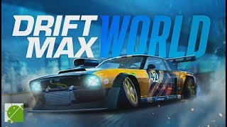 Drift Max World Drift Racing Game - Android Gameplay FHD