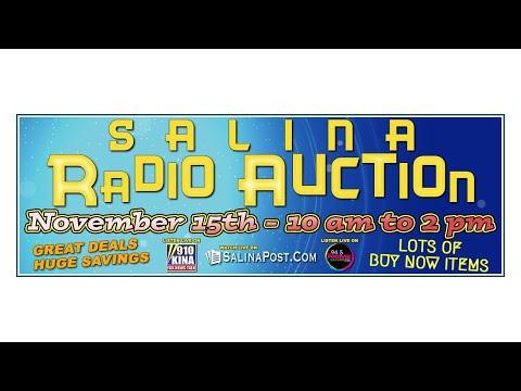 Salina Radio Auction