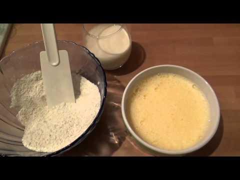 Рецепт вафель французских для электровафельницы