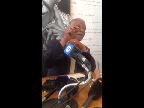 Mbeki part 2 - On Yengeni in the Arms Deal
