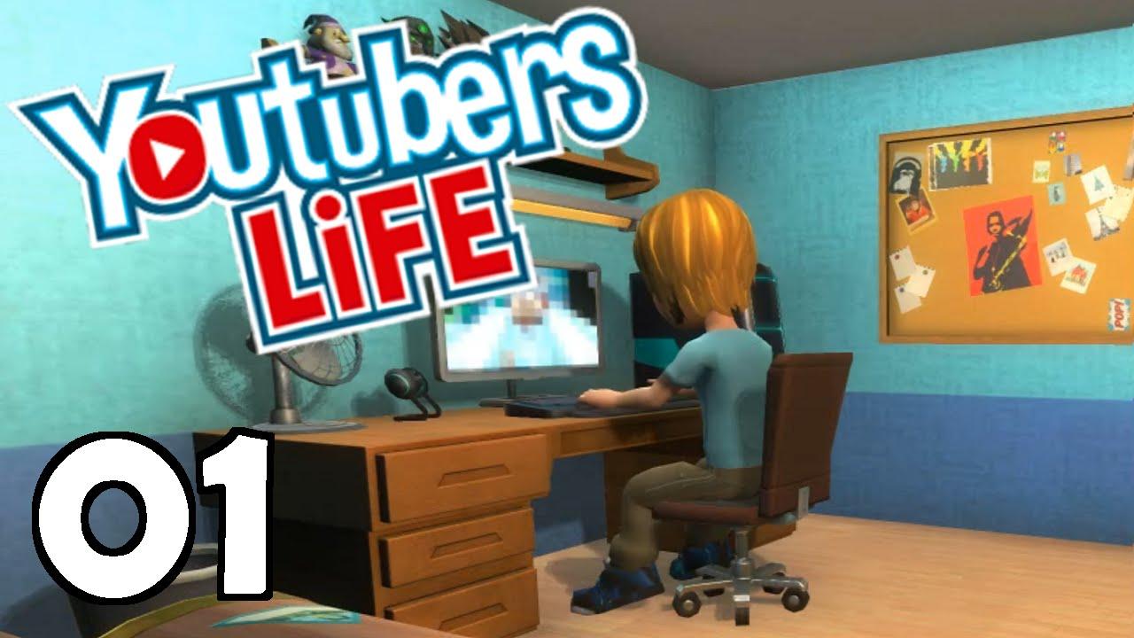 [EL] LA NOSTRA STORIA SU YOUTUBE | YouTubers Life - 01 ...
