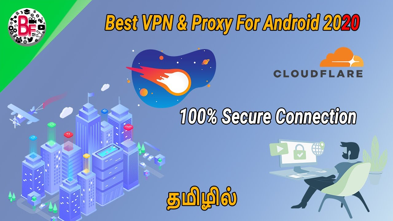 Best VPN & Proxy  For Android ( 2020 ) - தமிழில்