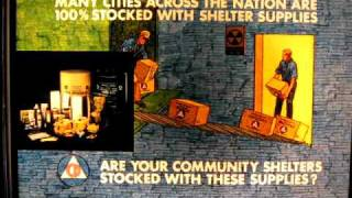 Polarized Light Box Display - Shelter Supplies , Fall Out Shelter Song by Kevin Shegog