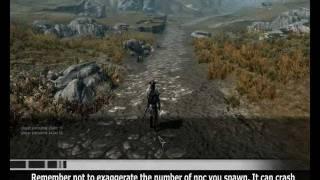 Skyrim Tutorial - How To Create An Epic NPC War (Massive NPC Spawn = Epic Battle)