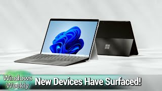 Muff Mode - Microsoft Surface Event 2021