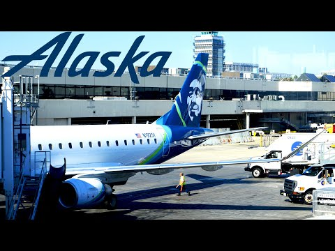 TRIP REPORT: Alaska SkyWest | Embraer ERJ-175LR | Los Angeles - Dallas Love Field | Economy