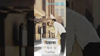 Tune O 😘 Jana Deewana 💓 Kiya Hai 💓 Deewana 😘 Kiya Is Kadar 😘 Status || By D.K Damor Creations