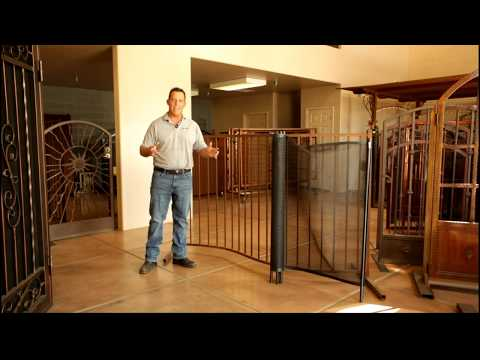 What is the safest pool fence? An education video by Affordable Fence & Gates in Tucson, AZ