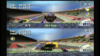 →2EXTREME GAMING← EP 029: Rumble Racing (2/3)