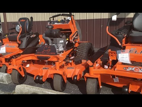 2019 Bad Boy Mowers / New Models!