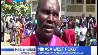 Viongozi wa kanisa watoa misaada kwa wahanga wa maporomoko ya ardhi West Pokot | Mbiu ya KTN