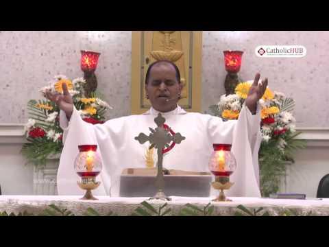 Friday Tamil Mass @ Divine Mercy Church, Annanagar, Chennai, TN, INDIA, 03-02-17