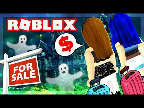 Roblox Family - BUYING OUR FIRST HOME AND IT'S HAUNTED! (Rob