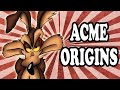 "RootBux.com - Where the Looney Tune's ""ACME"" Corporation Name Came From"