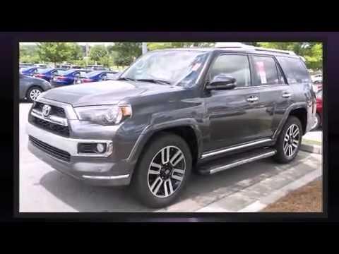 2015 Toyota 4runner Rwd 4dr V6 Limited Youtube