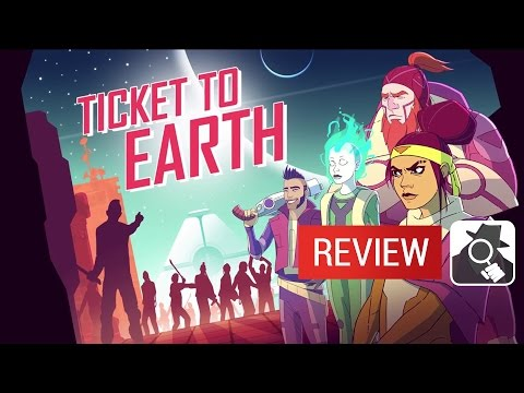 TICKET TO EARTH | AppSpy Review