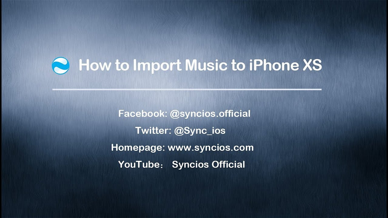 5 Ways to Import Music to iPhone XS
