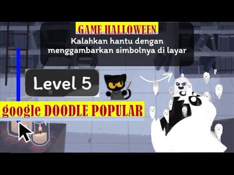 Game Doodles Kurcaci Kebun Google Doodles Populer Youtube