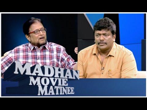 Madhan Movie Matinee [Kathai Thiraikathai Vasanam Iyakkam] (31/08/2014) - Part 2