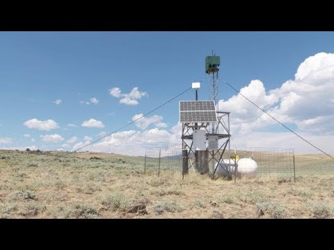 Weather Modification in Wyoming