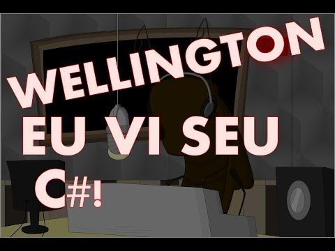AC - Wellington eu vi seu c# (A Radio)