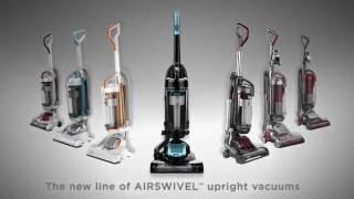 The BLACK+DECKER AIRSWIVEL Ultra-Lightweight Vacuum
