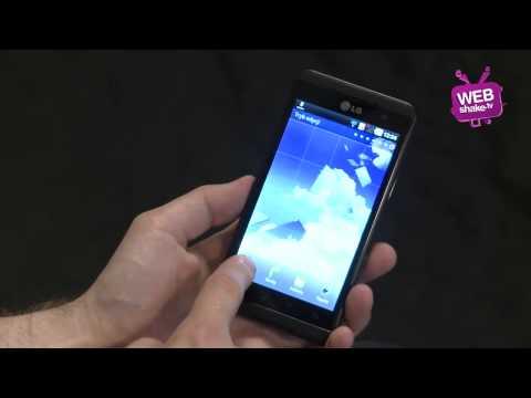 LG Swift 3D / LG Optimus 3D - recenzja, Mobzilla odc. 44