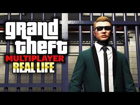 Angeklagt wegen Mord! 🎮 GTA 5: REAL LIFE (Roleplay) #052