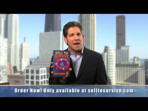 """Grant Cardone """"Sell To Survive"""" Spot"""