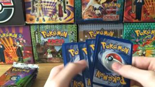 1st edition Gym Challenge Booster Box Pack opening. Pokemon Cards. Awesome pulls PokemonBible