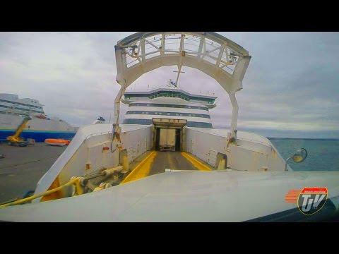 A SHIP ATE ME! (Marine Atlantic Newfoundland Ferry) - #536