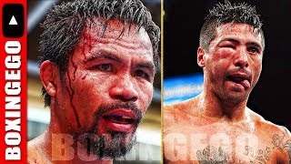 (Pacman is Back!) Manny Pacquiao vs Lucas Matthysse