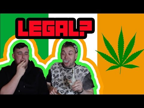 Will this happen if Cannabis is made legal in Ireland?