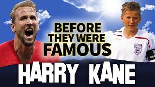 Harry Kane interview