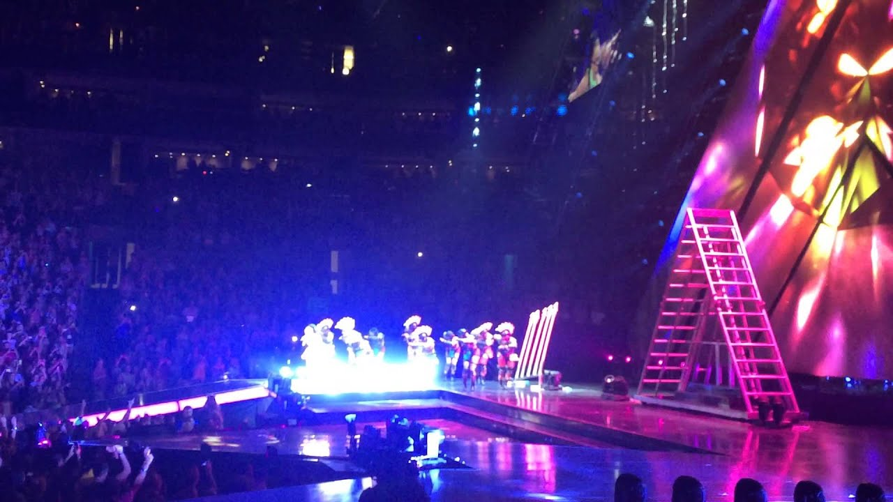 Katy Perry   Roar   TD Garden In Boston 2014