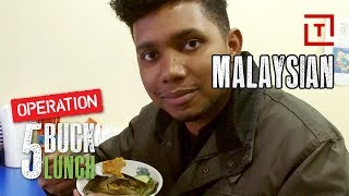 The Best Cheap Malaysian Food in NYC    Operation $5 Lunch