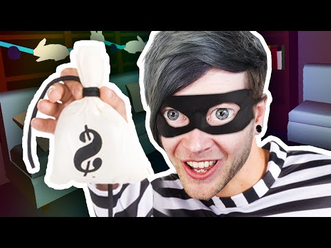 I'M GUNNA ROB YA!! | A Very Organised Thief