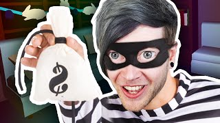 I'M GUNNA ROB YA!! | A Very Organised Thief thumbnail