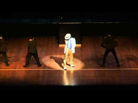 Michael Jackson Smooth Criminal Live-Kedrick Brown